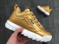 Кроссовки Fila Disruptor Gold 0
