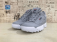Кроссовки Fila Disruptor II Grey 3