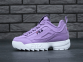 Кроссовки Fila Disruptor II Purple 6