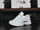 Кроссовки Fila Ray White Hologram 0