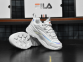 Кроссовки Fila Ray White Hologram 2