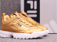 Кроссовки Fila Disruptor Gold 2