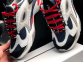Fila Boveasorus Grey Black Navy 3