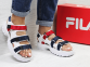 Сандали Fila White Red Blue 0