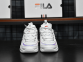 Кроссовки Fila Ray White Hologram 1