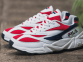 Кроссовки Fila Venom 94 Low White Red 0
