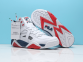Кроссовки Fila Vita White Blue Red 0
