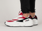 Кроссовки Fila Venom 94 Low White Red 2