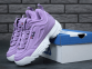 Кроссовки Fila Disruptor II Purple 5
