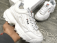 Кроссовки Fila Disruptor Low White 1