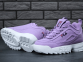 Кроссовки Fila Disruptor II Purple 7