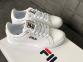 Кеды Fila Tennis Classic White 0