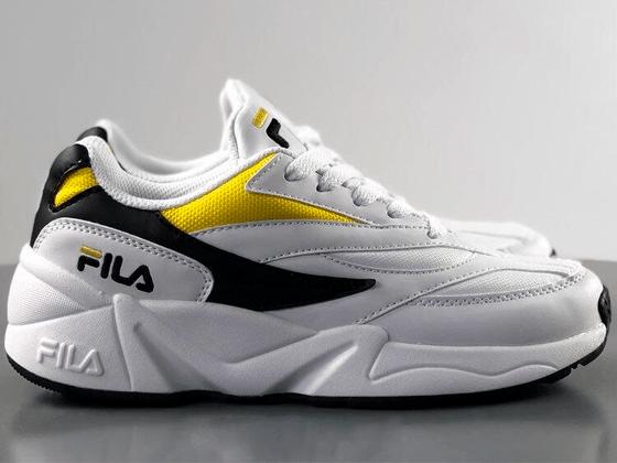 Кроссовки Fila Venom 94 Low Yellow (252SK4402U)