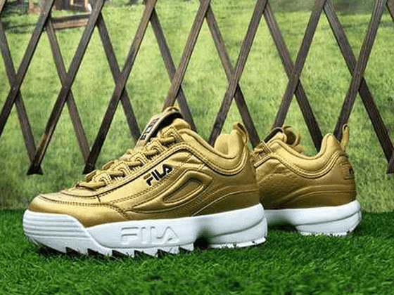 Кроссовки Fila Disruptor Gold