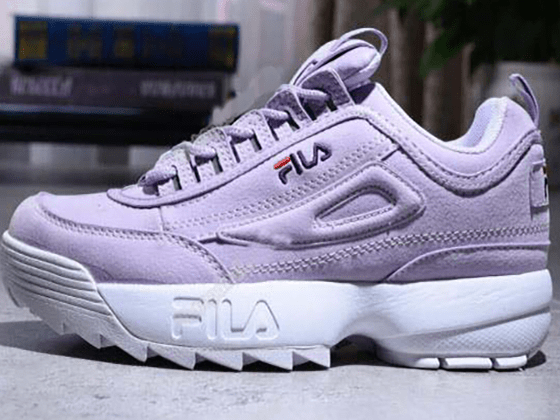 Кроссовки Fila Disruptor II Light Lavander