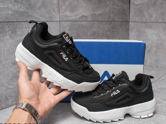 Кроссовки Fila Disruptor II Core Black