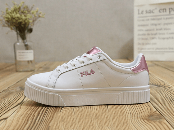 Кеды Fila Fusion White Pink