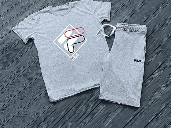 Комплект футболка и Шорты Fila (173C4329M)