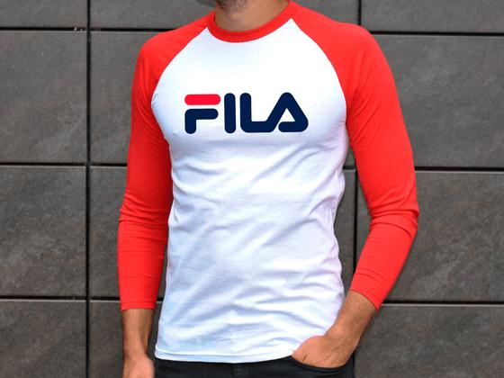 Джемер Fila White\Red (252SK4405U)