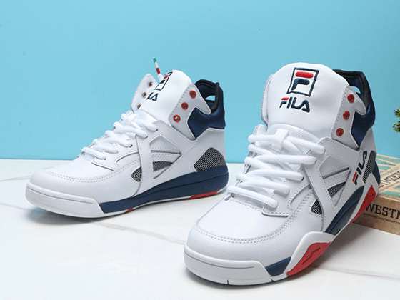 Кроссовки Fila Vita White Blue Red