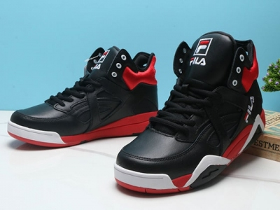 Кроссовки Fila Vita Black Red White