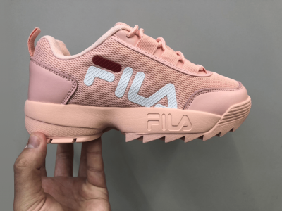 Кроссовки Fila Brilliance Coral