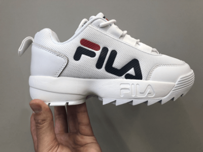 Кроссовки Fila Brilliance White