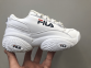 Кроссовки Fila Energized White
